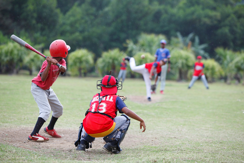 Baseball, national sport (credit: Media Photos Dominican Republic Tourism Board)